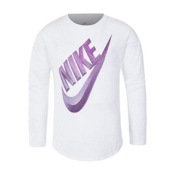 Long Sleeve T-Shirt Nike C489S Girl