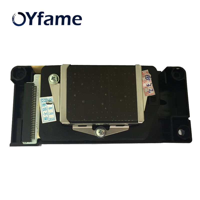 OYfame F160010 DX5 printhead for Mutoh RJ900C for EPSON 9800 7800 4400 DX5 Printerhead for Mimaki JV33 JV5 print head water base image