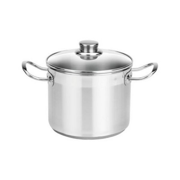 Pot With Glass Lid Balay 30L0018X 3,5 L Stainless Steel