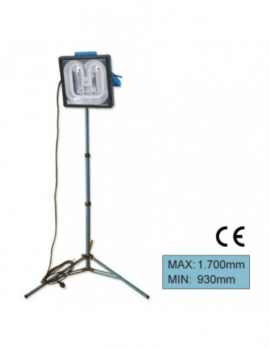 JBM 52255 TRIPOD BLUE LAMP BLUE INSPECTION FOR REF. 52232