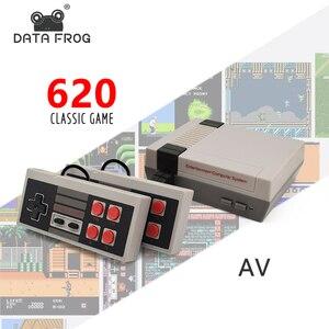 DATA FROG Mini TV Game Console