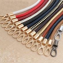 2pcs pu leather braided…