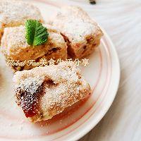 甜蜜又浪漫的 | 草莓牛轧糖 #安佳食力召集,力挺新一年#的做法图解8
