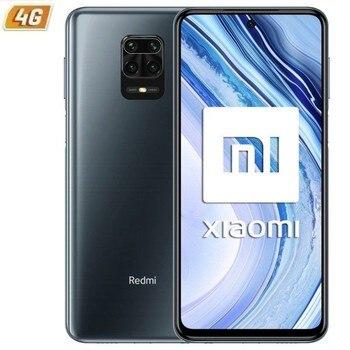 Перейти на Алиэкспресс и купить Xiaomi redmi note 9 pro мобильный смартфон interstellar Gray-6,67 '/16,9 см-snapdragon 720g - 6 ГБ ram - 128 ГБ-cam