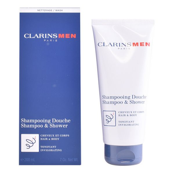 2-in-1 Gel And Shampoo Men Clarins (200 Ml)