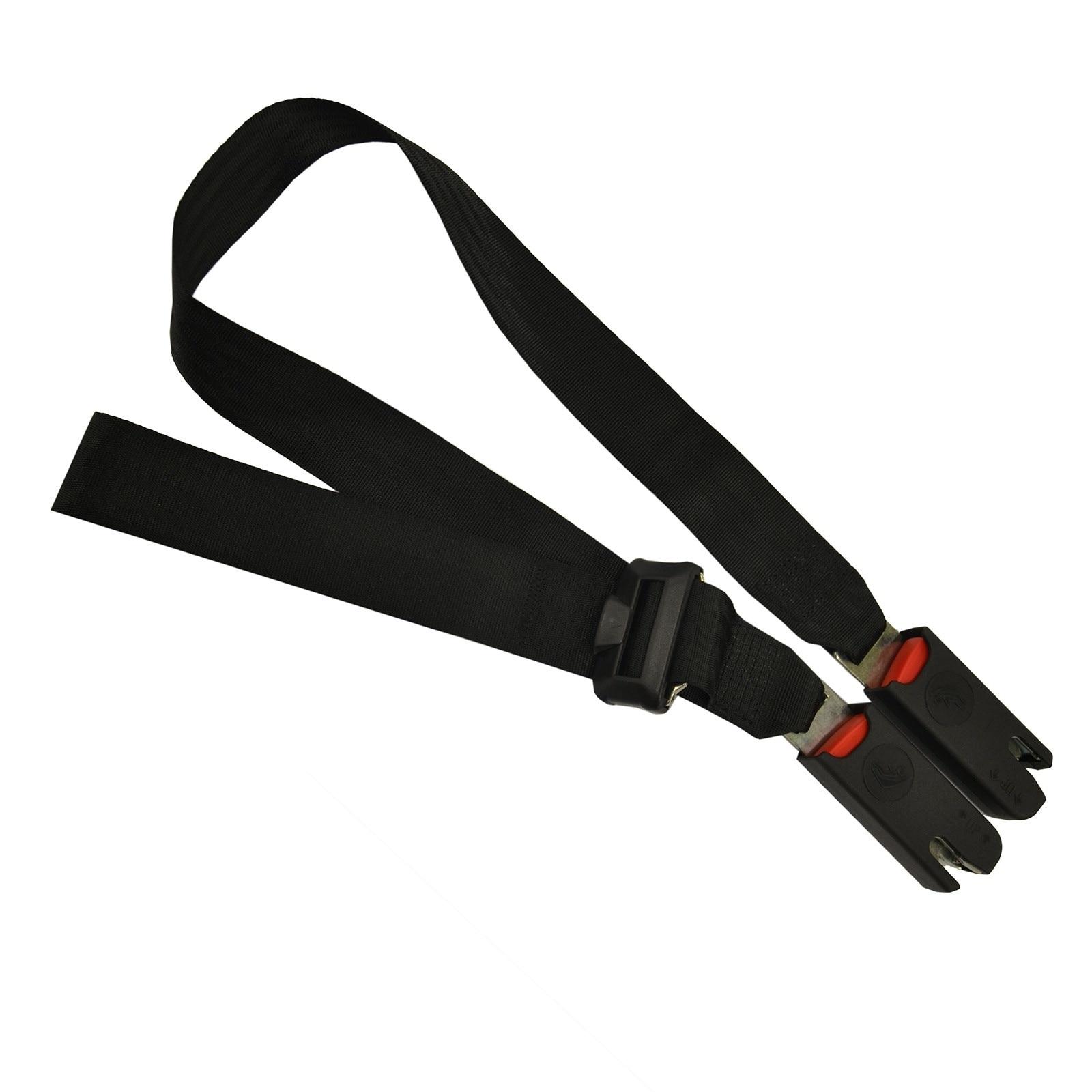 Ebebek Holmbergs Isofix Belt Black 93 Cm