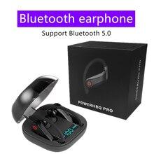 FANGTUOSI 2021 Heißer TWS Bluetooth 5,0 headset sport wasserdichte in-ohr kopfhörer mit mic Für iOS/Android handys
