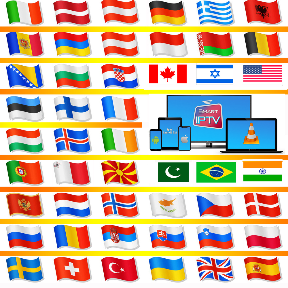 MITVpro IPTV Live Tv Box Xxx VOD Europe Dutch Israel Spain Portugal Itlay Arabic USA IPTV Subscription Smart IPTV M3U