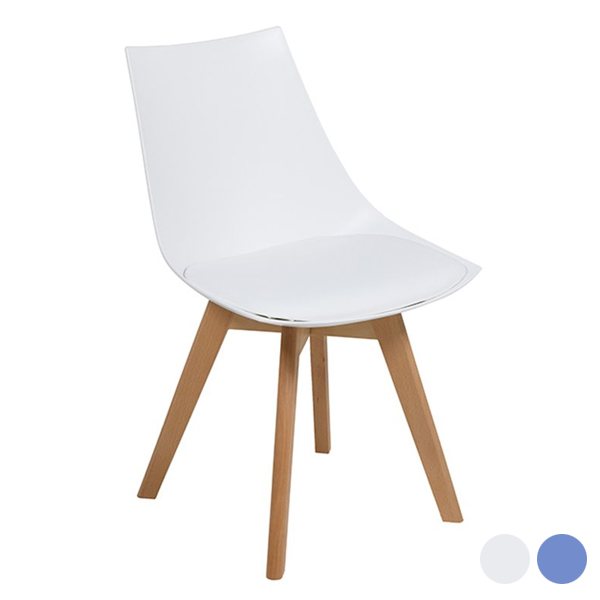 Dining Chair (47 X 54 X 84 Cm) Beech Wood