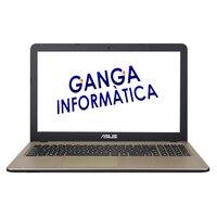 ORDENADOR PORTÁTIL 15'' ASUS A540NA GQ058 INTEL CORE N3350 1.1GHz /RAM 4 GB/ 256 GB SSD/ SIN SISTEMA OPERATIVO