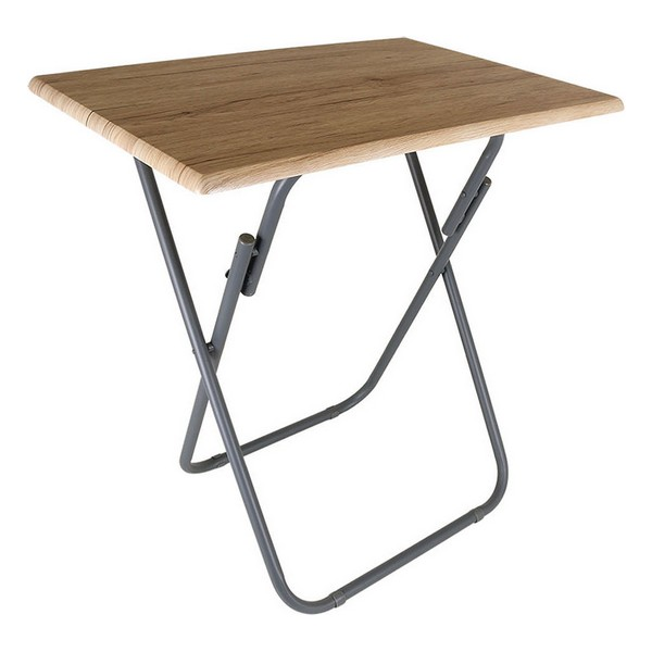 Folding Table Confortime Wood (73 X 52 X 75 Cm)