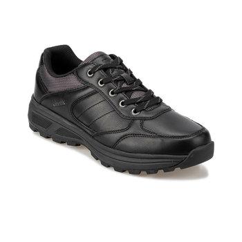 FLO SANEL 9PR czarne buty męskie KINETIX tanie i dobre opinie Sztuczna skóra