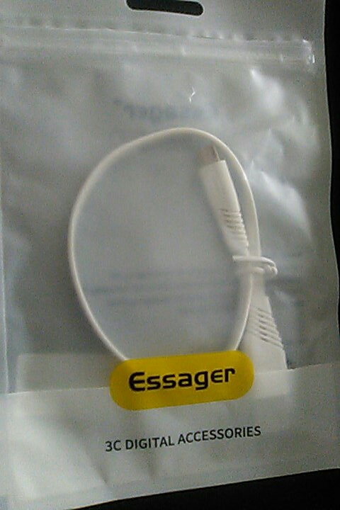 Essager Micro USB Charger Flat Cable For Samsung Huawei Xiaomi 1M 2M Data Sync Cord Wire 2.4A fast charging Mobile Phone Cables Mobile Phone Cables    - AliExpress