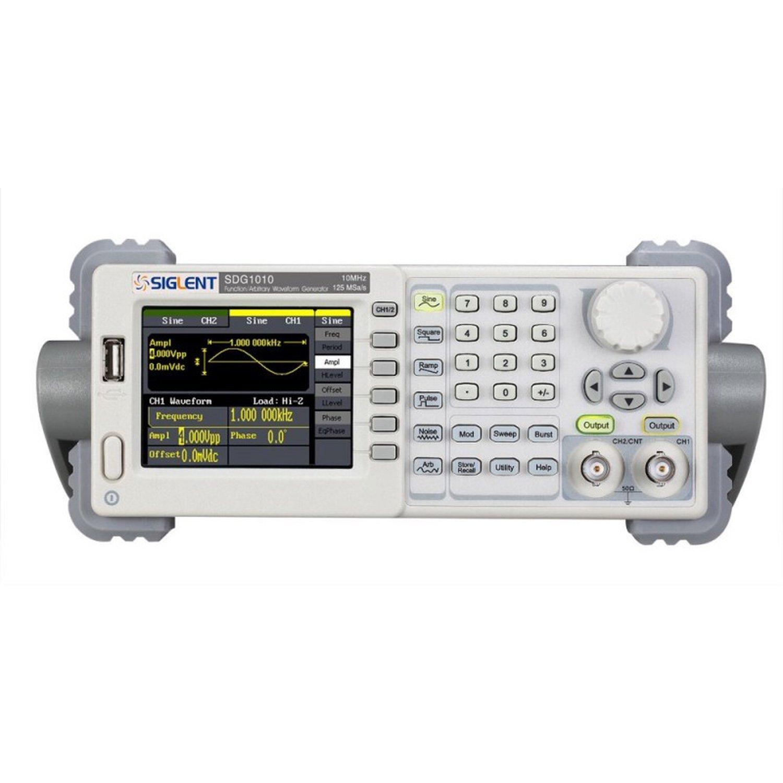 Function/Arbitrary Waveform Generator SIGLENT SDG1010 10MHZ цена