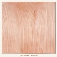 Paper for скрапбукинга for скрапбукинга 30*30 cm 220 gr/M2 wood veneer nc1104