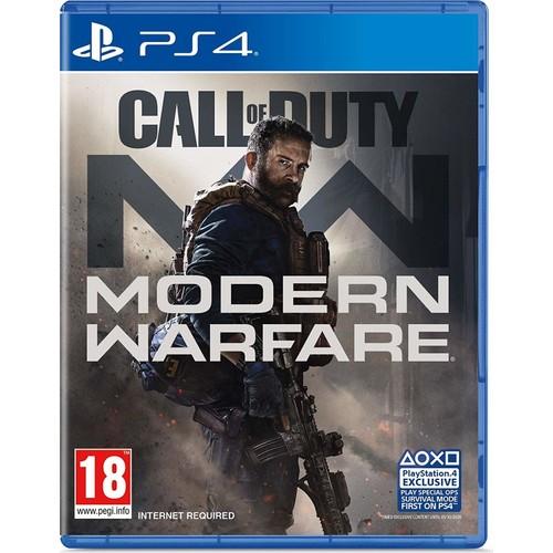 Call Of Duty: Modern Warfare PS4 Game 100% оригинальный продукт