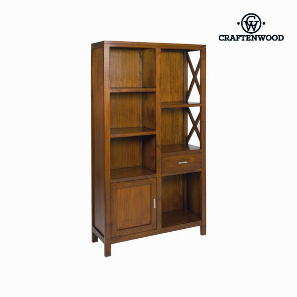 Shelves Wood / Walnut - Franklin Collection By Craftenwood