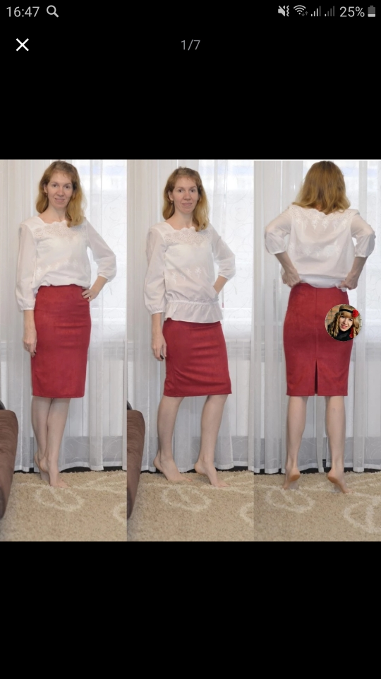 Spring Autumn Sexy Chic Pencil Skirts Office Look Natural Waist Knee-Length Solid Skirt Casual Slim Hip Placketing