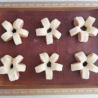 芝士香肠花朵面包的做法图解10