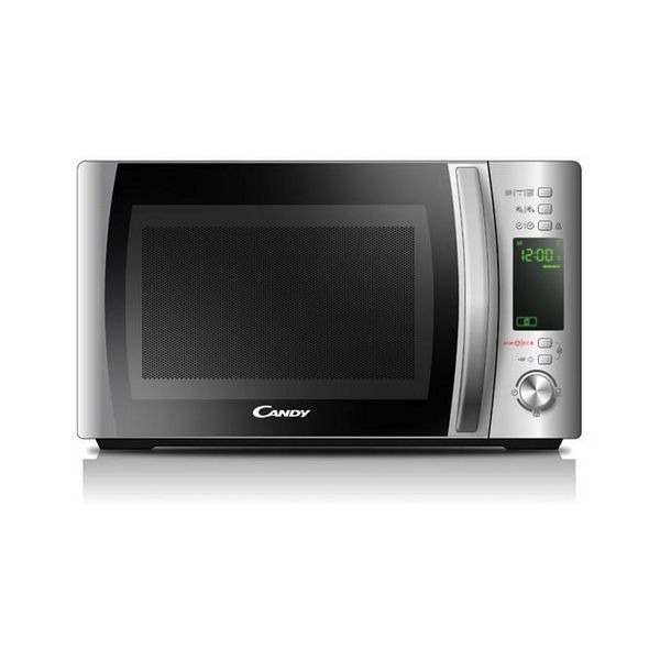 Microwave with Grill Candy CMXG 20DS 20 L ECO 700 W Silver