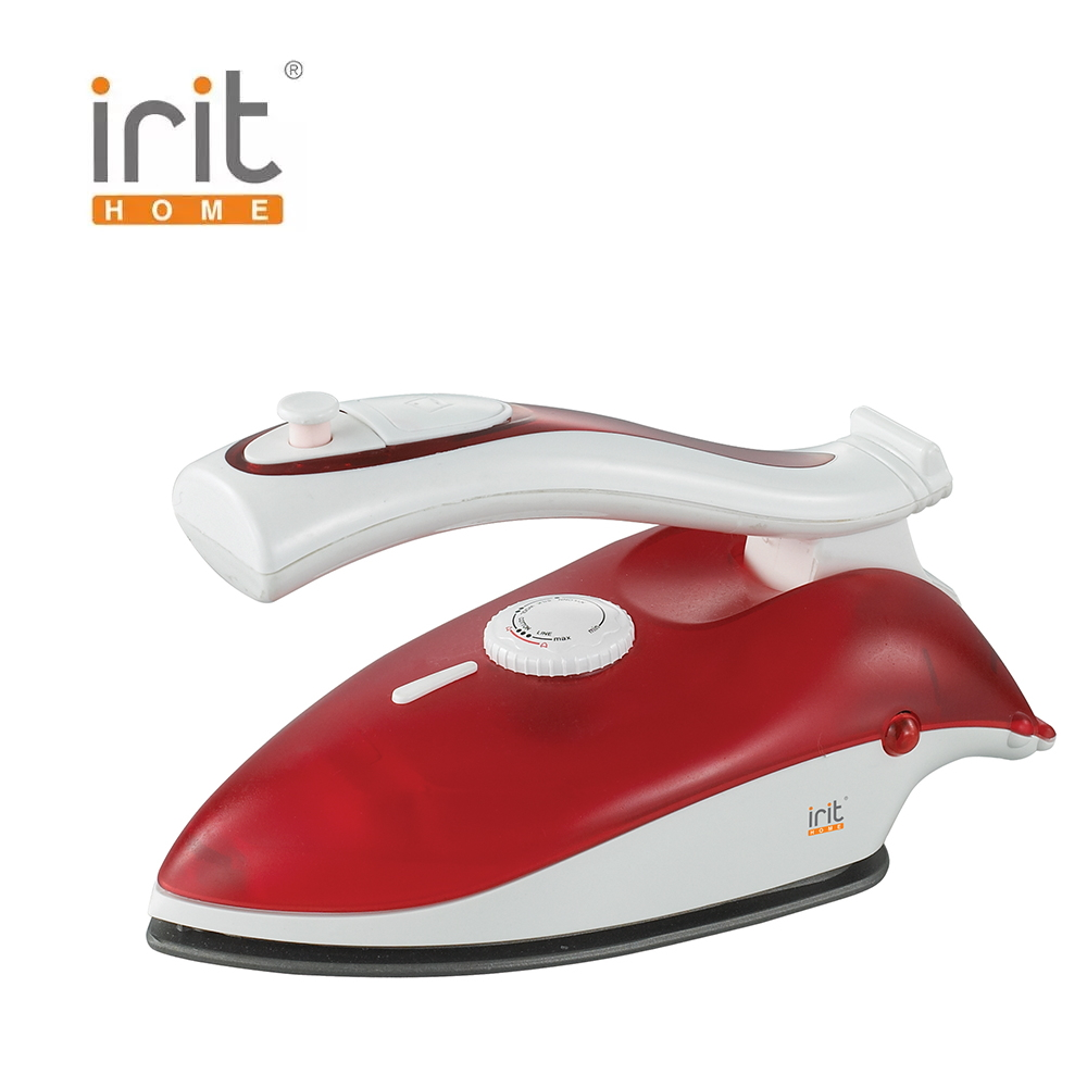 Iron electric road Irit IR-2305 Iron for ironing Mini iron steam iron Steam generator for clothing Irons Electric steamgenerator Small iron недорого