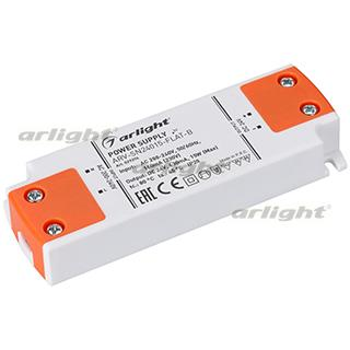 029376 Power Supply Arv-sn24015-flat-b (24 V, 0.63a, 15 W) Arlight 1-piece