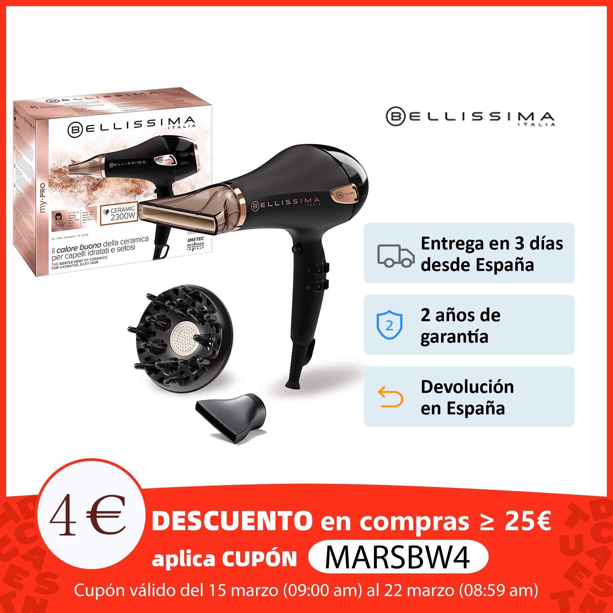 Bellissima Secador de Pelo My Pro Ceramic P5 3800 para unos Rizos Naturales   Secador de Cabello   Secadores profesionales    - AliExpress