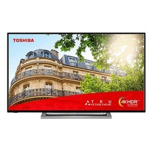 "Smart tv Toshiba 49UL3A63DG 4"" 4 K Ultra HD светодиодный WiFi черный"