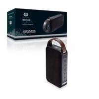 Conceptronic 스피커 Bluetooth Brone MicroSD USB 포트 FM 라디오 검정색