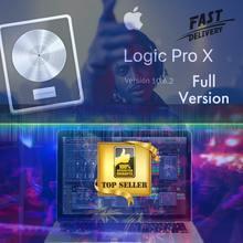 Apple Logic Pro X v10.6.2 Full version