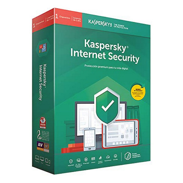 Home Antivirus Kaspersky Internet Security MD 2020 (3 Devices)