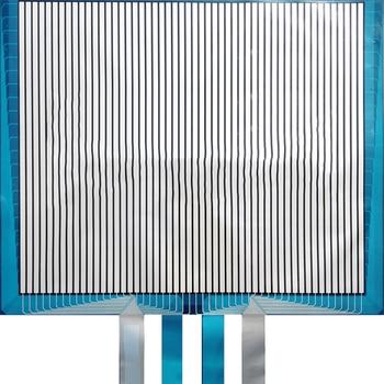 Taidacent FPC Interface Foot Force Distribution Pressure Measurement Flexible Sensor Array Seat