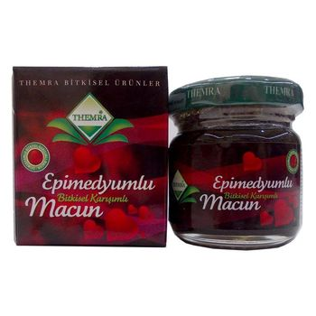 100 % halal Epimedium 240g herbal blend paste men Turkish Epimedium paste horny goat weed, Ginseng herbal aphrodisiac