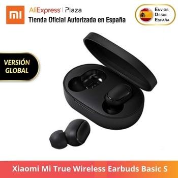 Xiaomi Mi True Wireless Earbuds Basic S Global Version (Bluetooth Wireless Headset) Bluetooth 5.0, Noise Reduction Original Glob