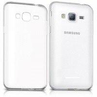 Etui na telefon Samsung 222672 Samsung J3 Gel Newark Transparent na