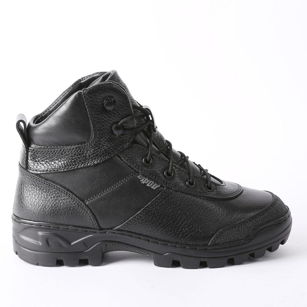 Inverno homem tornozelo botas com pele militar do exército sapatos de alta qualidade tecido e borracha sapatos casuais 0060/1 za