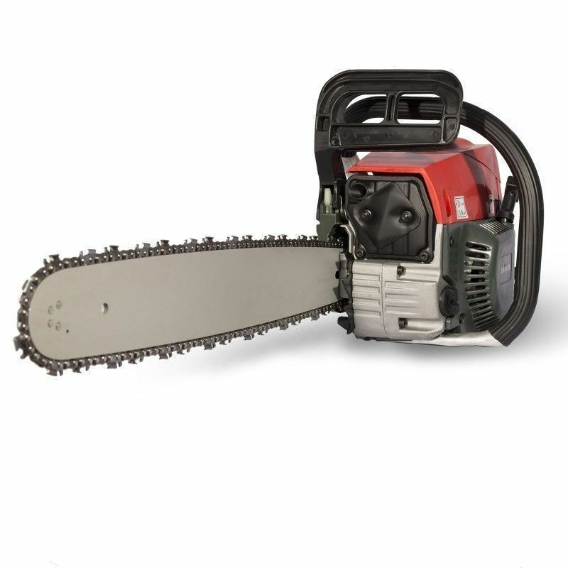 CHAINSAW A GASOLINE GERMAN FORCE 52CC SWORD 50cm MOTOR 2 STROKE WARRENTY