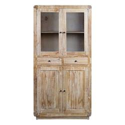 Stojak ekspozycyjny (190x90x40 cm) Mindi wood -