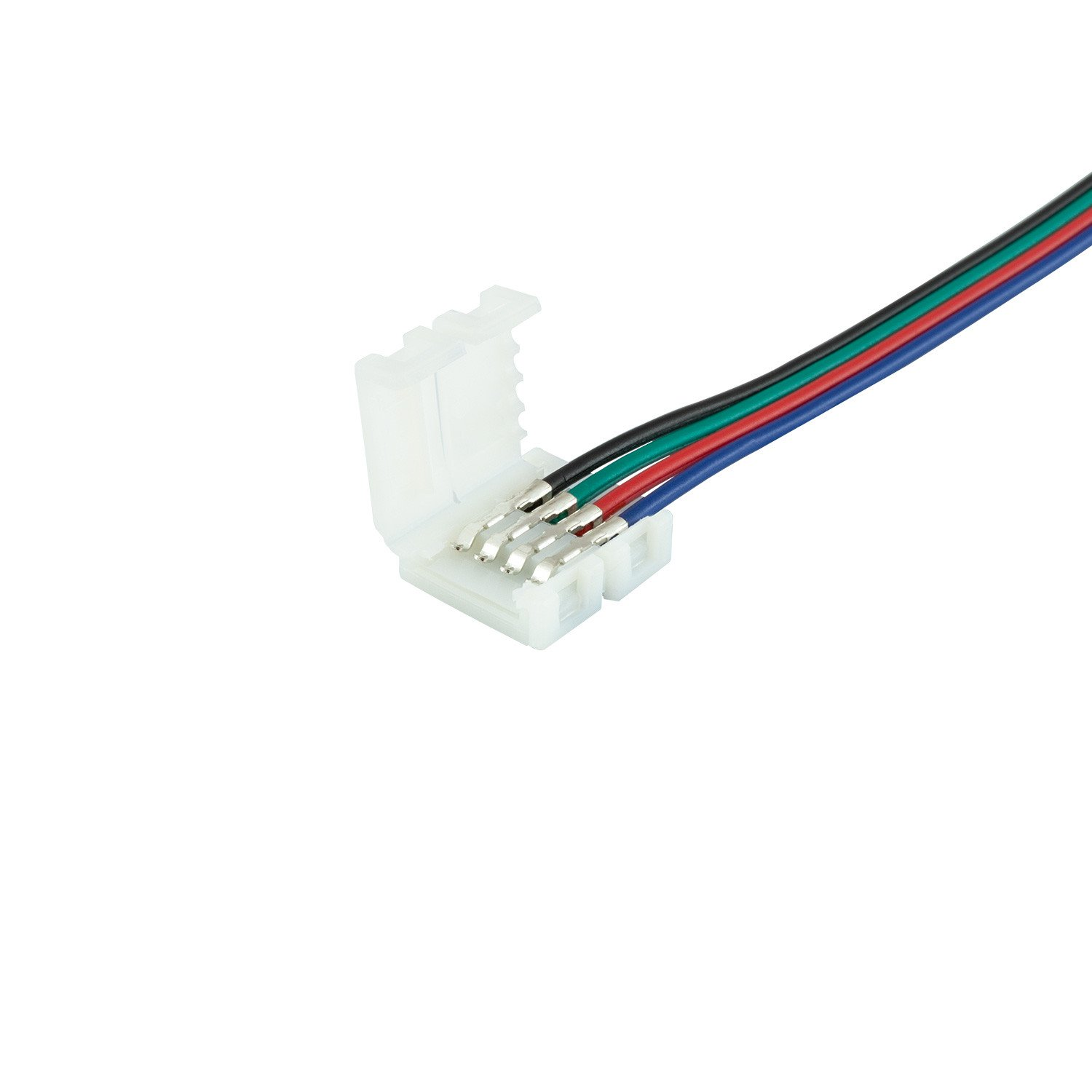 Fast Connector Cable LED Strip 12V RGB 10mm 4 PIN