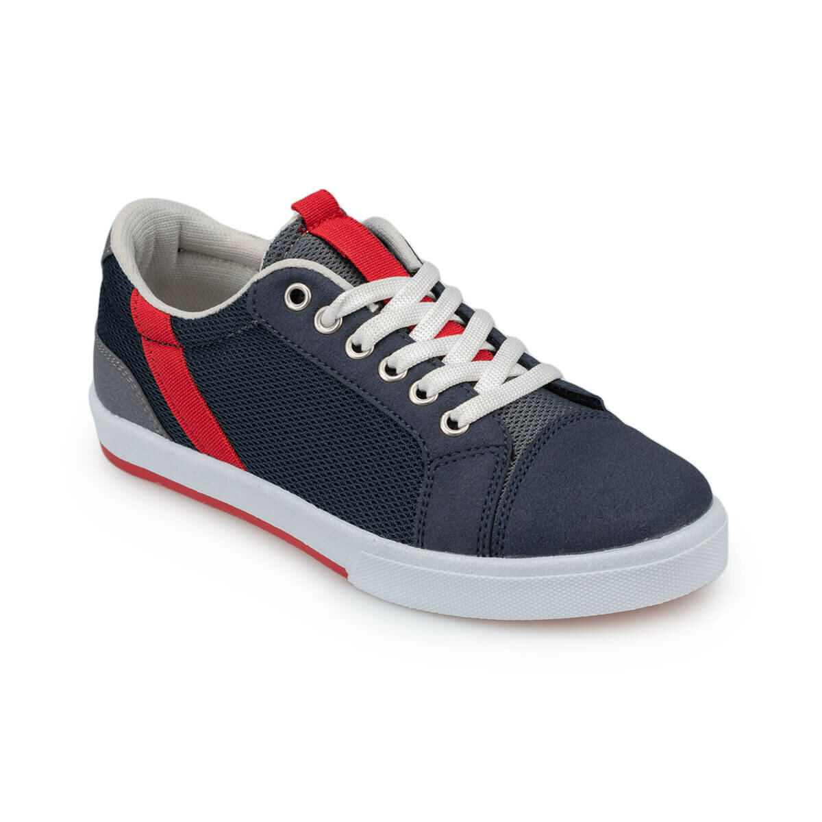 FLO 91.511306.F Navy Blue Male Child Sneaker Shoes Polaris