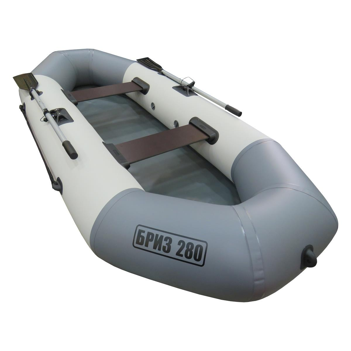 Boat Sea Breeze 280 (white/gray)/Boat BRIZ 280N (white/gray)