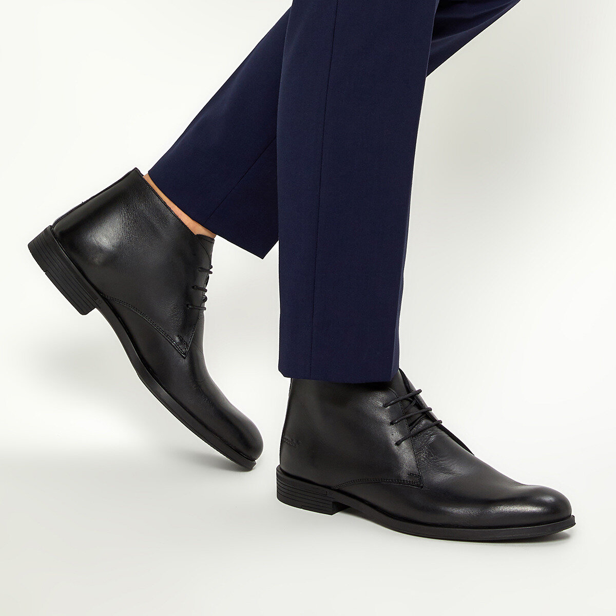 FLO FLOYD 9PR Black Men Boots MERCEDES