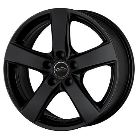 Pernos M14X1.5 Negro Audi A3 A4 A6 5X112 57. 4 X 15 mm Negro Aleación Separadores De Rueda