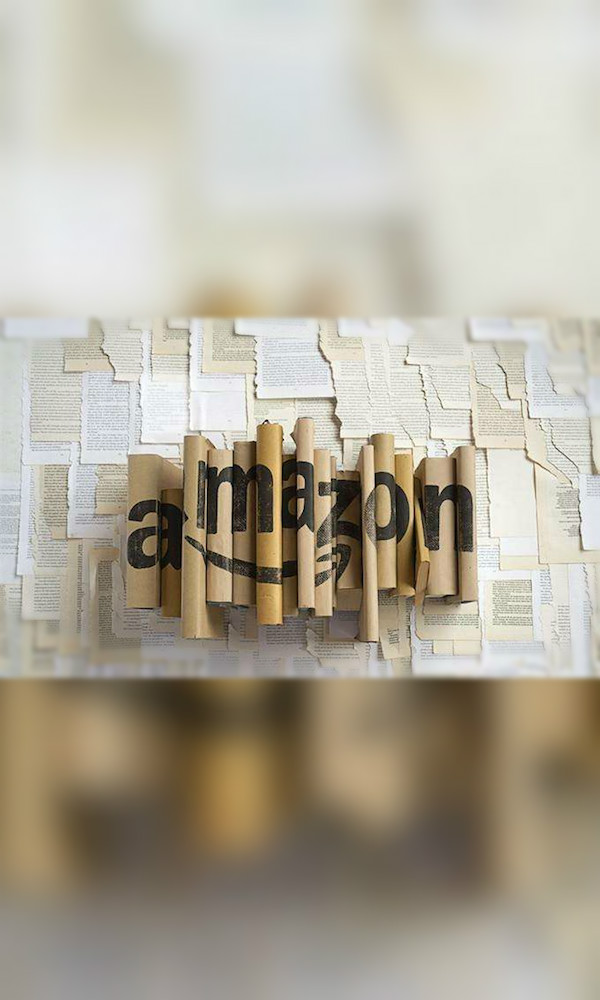 《亚马逊》封面图片