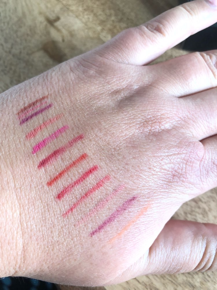 12 Colors/Set Matte Lip Stick