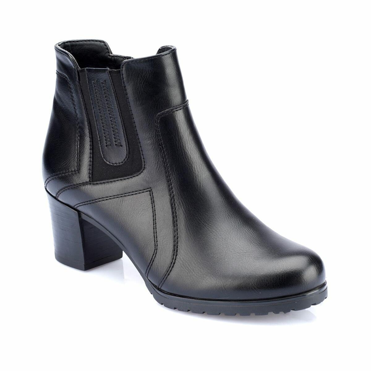 فلو 82.150309.Z أحذية نسائية سوداء بولاريس