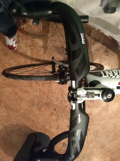 -- Guiador Bicicleta Logotipo