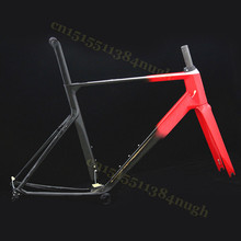 Disk or V Brake SL Carbon Road Bike Frame New Aero Cycling Racing Bicycle Carbon Frameset T1100 Carbon Road Bicycle Frames BB86 стоимость