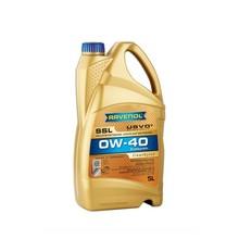 Моторное масло RAVENOL SSL SAE 0W-40(5л