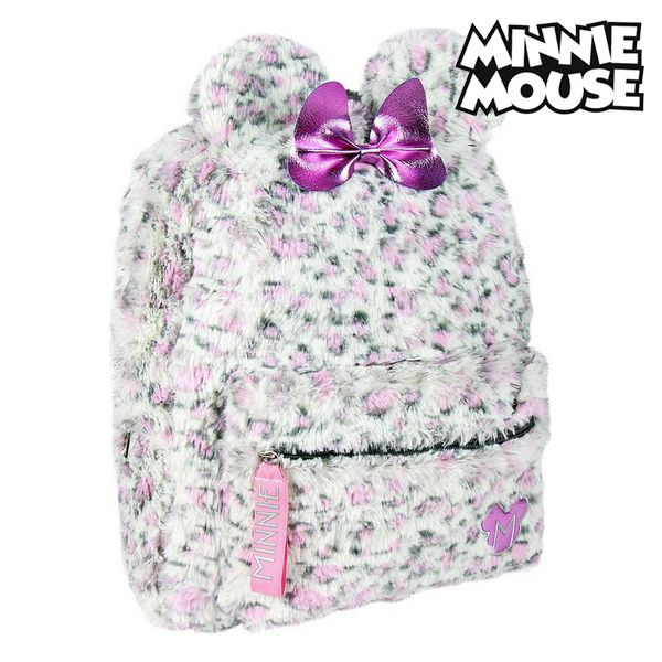 Casual Backpack Minnie Mouse 72780 Pink